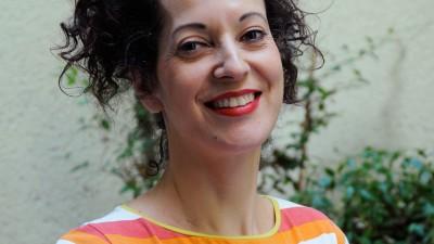 Yolaine de La Bigne : fondatrice et rédactrice en chef du tri médias Néoplanète